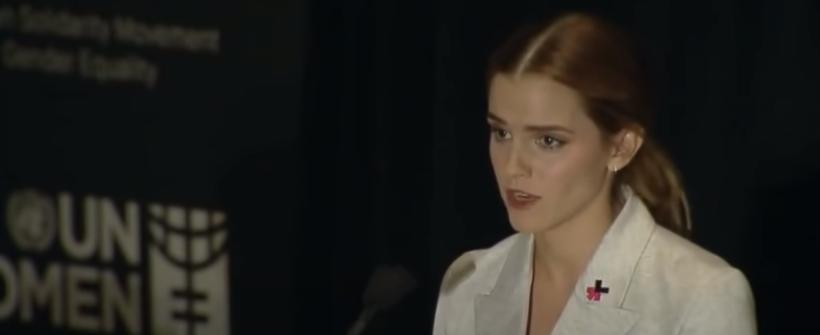Discurso de Emma Watson en la ONU