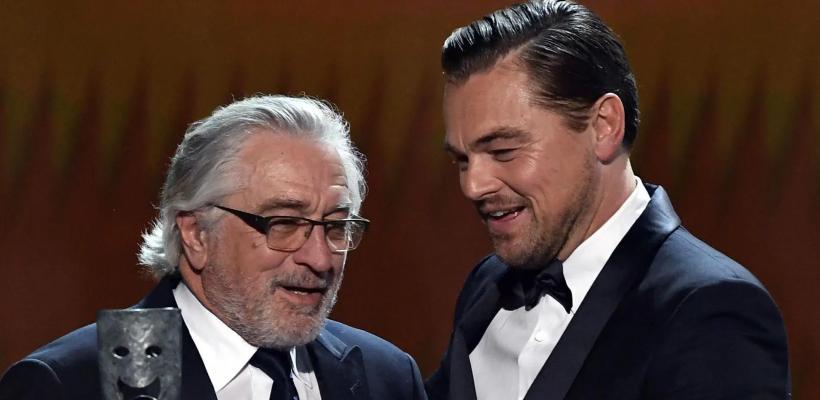 Leonardo DiCaprio y Robert De Niro lanzan concurso para participar en su siguiente película