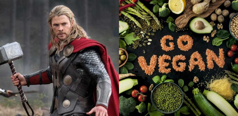 PETA exige a Taika Waititi que Thor sea vegano en la nueva película