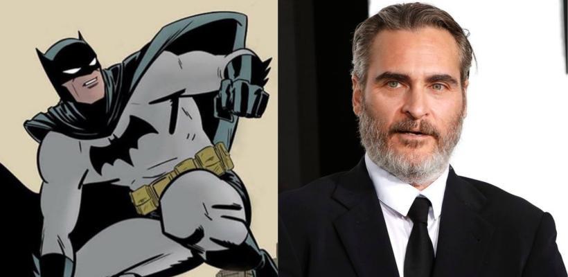 Cancelaron Batman, de Darren Aronofsky, por querer a Joaquin Phoenix como Bruce Wayne