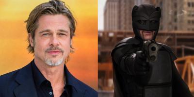 Director de Kick-Ass revela que en realidad quería a Brad Pitt como Big Daddy