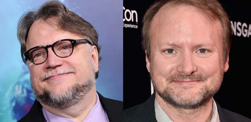 Guillermo del Toro convocó y Rian Johnson y más directores comparten películas, series y libros para la cuarentena
