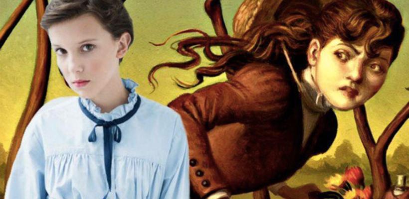 Enola Holmes: Henry Cavill y Millie Bobby Brown estrenarán la película en Netflix