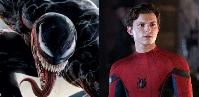 Venom 2: Tom Hardy podría haber revelado que Spider-Man aparecerá en Let There Be Carnage