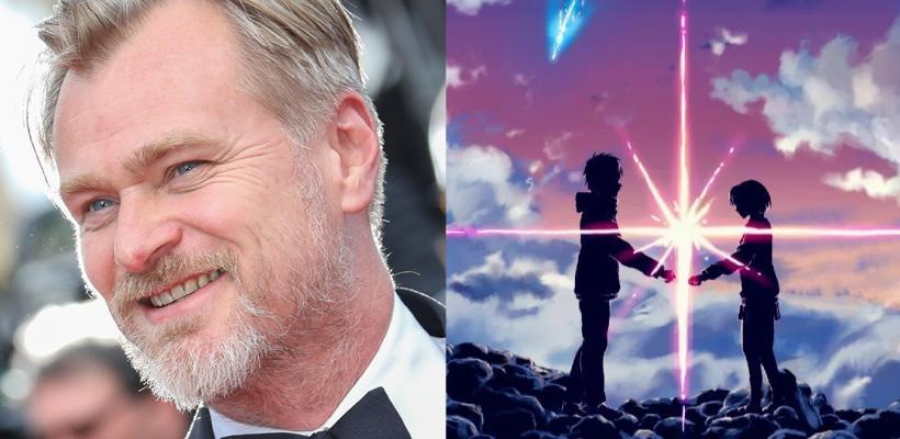 Fans de Christopher Nolan hacen petición para que dirija el live-action de Your Name