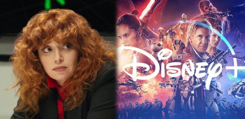 Creadora de Russian Doll prepara nueva serie de Star Wars con protagonista femenino