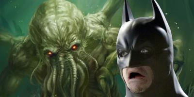 Además del Batman dinosaurio hay un Batman Cthulhu en un nuevo cómic de DC