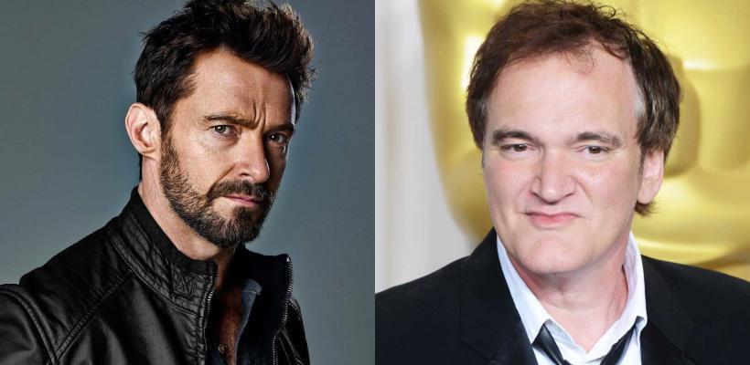 Hugh Jackman quiere trabajar con Quentin Tarantino