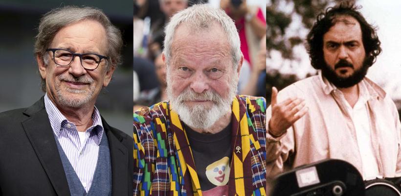 ¿Por qué Terry Gilliam cree que Stanley Kubrick es un gran cineasta y Steven Spielberg no?