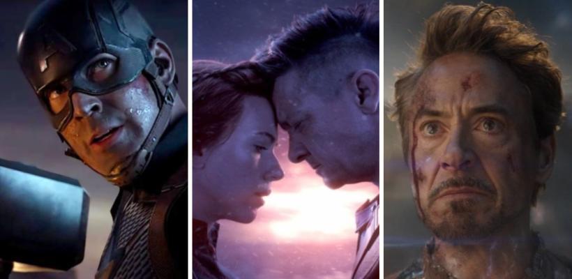 Avengers: Endgame: Los momentos más épicos y conmovedores de la película