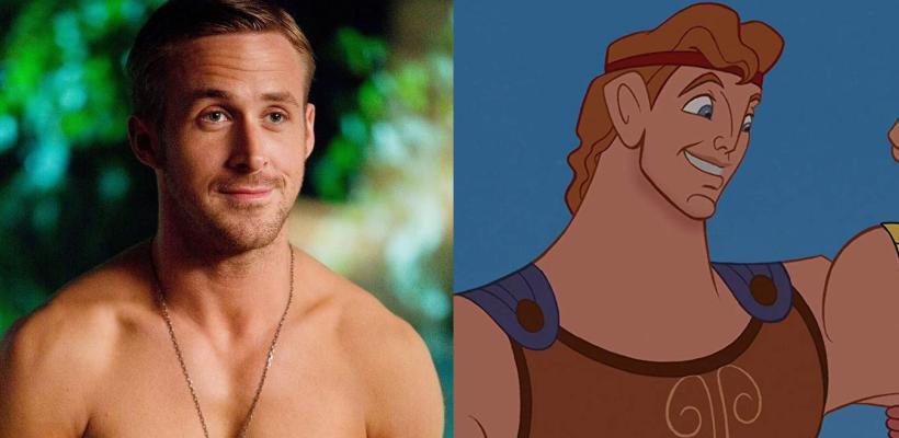 Ryan Gosling podría interpretar a Hércules en el live-action de Disney