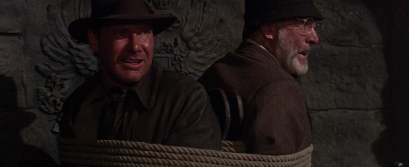 Indiana Jones y la última cruzada - Tráiler Oficial