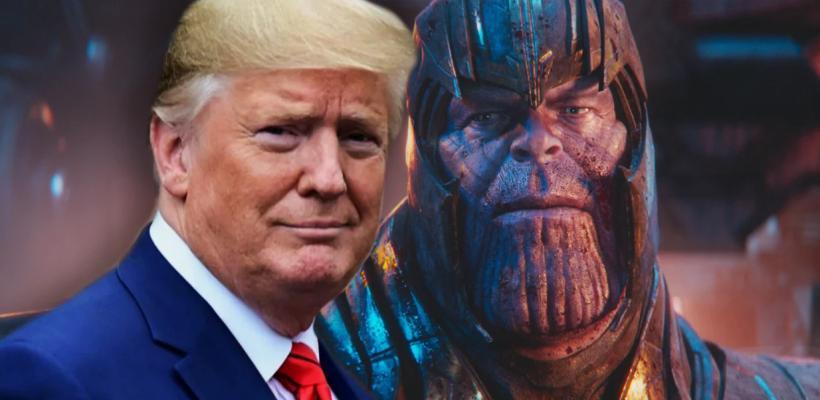 Guionistas de Avengers: Infinity War revelan que el discurso de Thanos está inspirado en Donald Trump