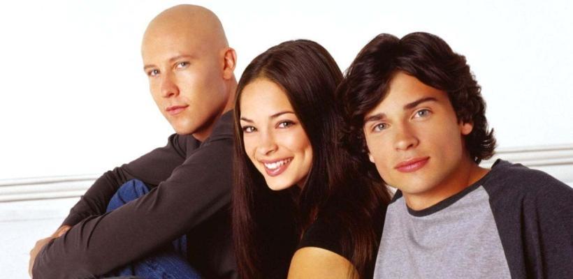 Actores de Smallville hablarán con sus fans por videochat para apoyar una causa benéfica