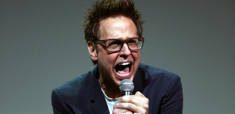 James Gunn arremete contra el popular sitio We Got This Covered