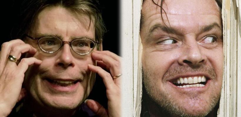 Stephen King dice que la cuarentena lo hace sentir como Jack Torrance, de El Resplandor
