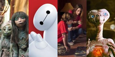 Las mejores películas y series de ciencia ficción para niños según la crítica