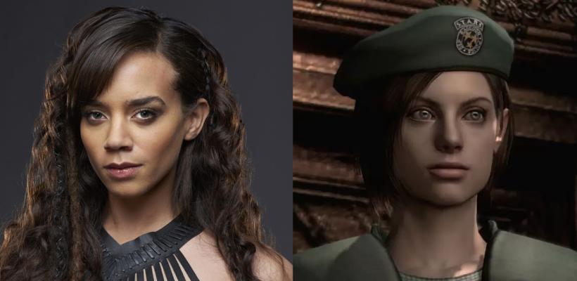 Hannah John-Kamen podría interpretar a Jill Valentine en el reboot de Resident Evil