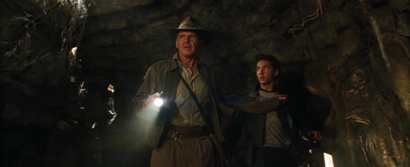 Indiana Jones y el Reino de la Calavera de Cristal - Tráiler Oficial