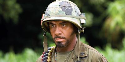 "Millennials pidieron ""cancelar"" a Robert Downey Jr. tras descubrir su papel en Tropic Thunder"