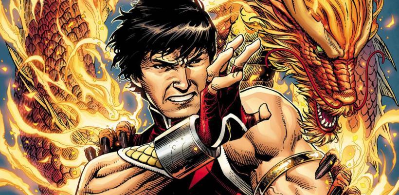 Shang-Chi and the Legend of the Ten Rings: primer video desde el set antes de que la producción parara