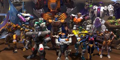 Transformers: anuncian nueva película live-action para 2022, podría ser Beast Wars
