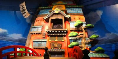El espectacular museo de Studio Ghibli ofrecerá recorridos online
