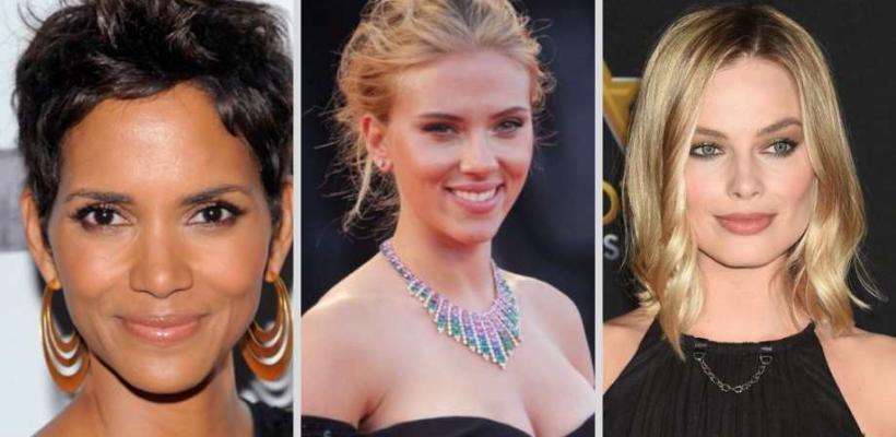 Halle Berry, Scarlet Johansson y Margot Robbie se unen a una pelea virtual llena de girl power