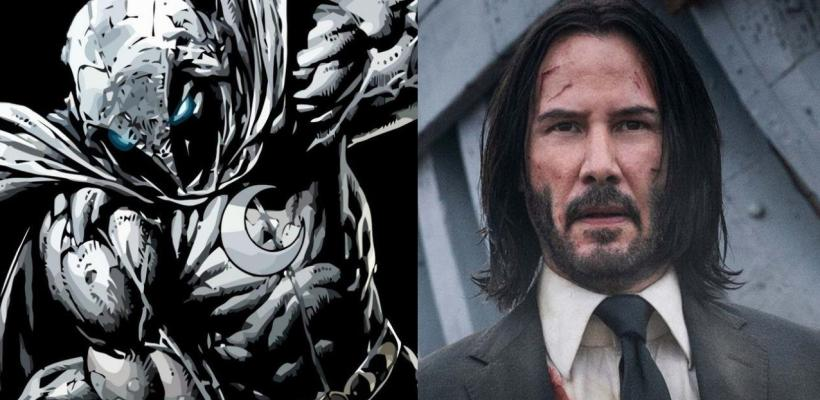 Keanu Reeves podría interpretar a Moon Knight en el MCU