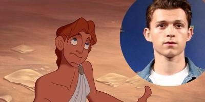 Hércules: Fanáticos sugieren el elenco ideal para el live-action y piden a Tom Holland como protagonista