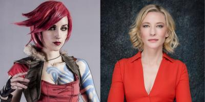Cate Blanchett podría ser Lilith en la película de Borderlands