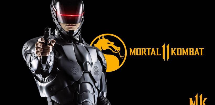 Peter Weller volverá a ser Robocop para el nuevo contenido descargable de Mortal Kombat 11