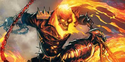 Ghost Rider podría tener en desarrollo una película o una serie en el MCU