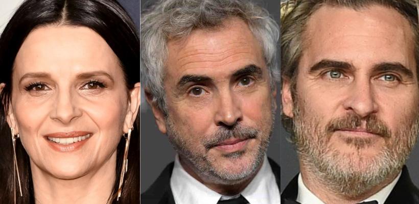 Alfonso Cuarón, Joaquin Phoenix y 200 celebridades más se oponen el regreso a la normalidad
