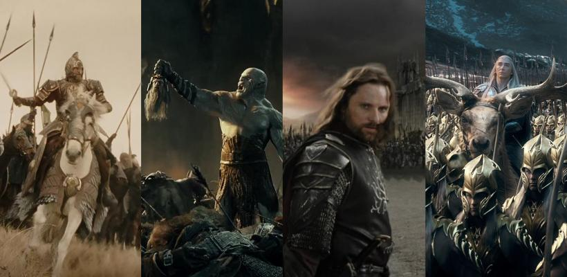 Grandes batallas de El Señor de los Anillos y El Hobbit, ordenadas de la mejor a la peor