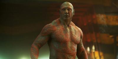 Dave Bautista quería que Drax fuera un personaje más dramático y le molestó la comedia de Guardianes de la Galaxia Vol. 2