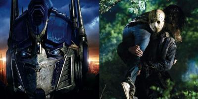 Nueva teoría asegura que Transformers y el remake de Viernes 13 existen en el mismo universo