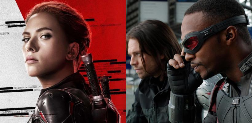 Black Widow podría aparecer en The Falcon And The Winter Soldier