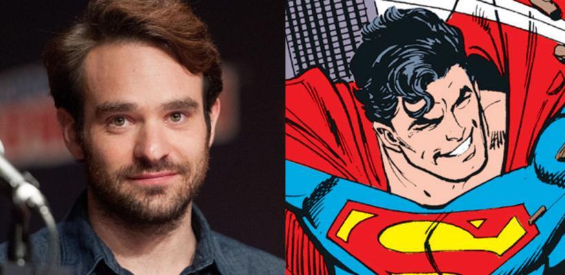 Charlie Cox iba a interpretar a Superman en la película de Matthew Vaughn y Mark Millar