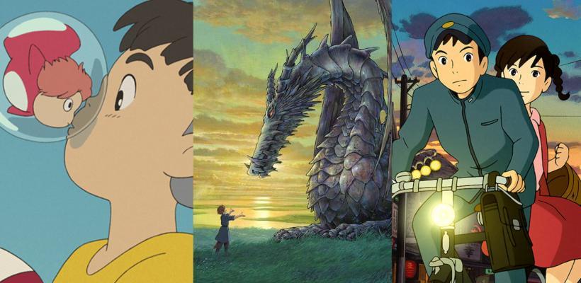 Las peores películas de Studio Ghibli según el público