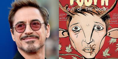 Robert Downey Jr. deja Marvel para unirse a serie de DC