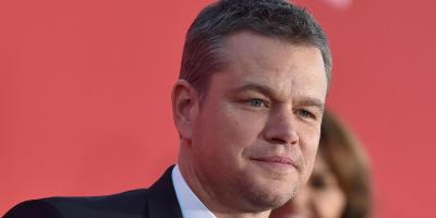 Matt Damon revela que su hija tuvo Covid-19