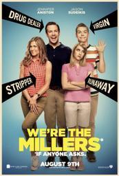 ¿Quién *&$%! son los Miller?