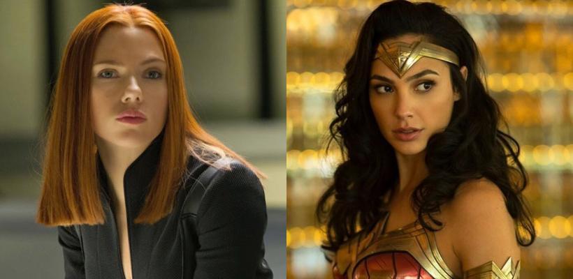 Black Widow supera a Mujer Maravilla como la heroína favorita del público en nueva encuesta
