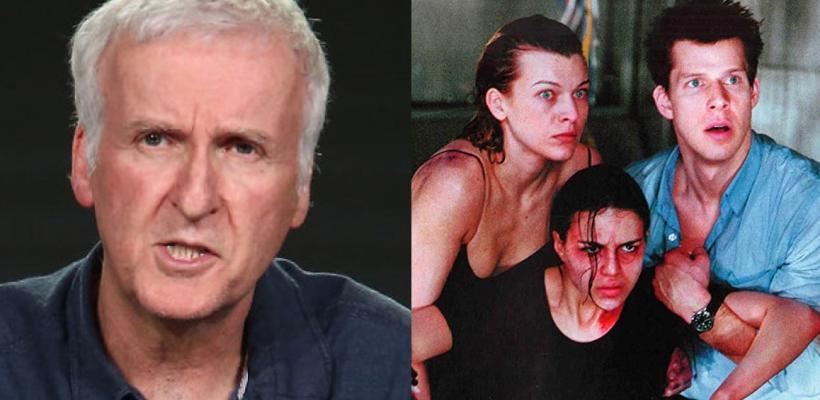 James Cameron confiesa que Resident Evil es su gusto culposo