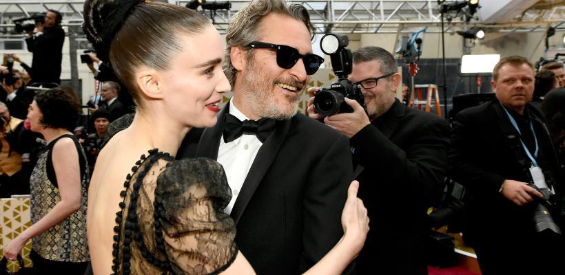 Joaquin Phoenix y Rooney Mara podrían estar esperando su primer bebé