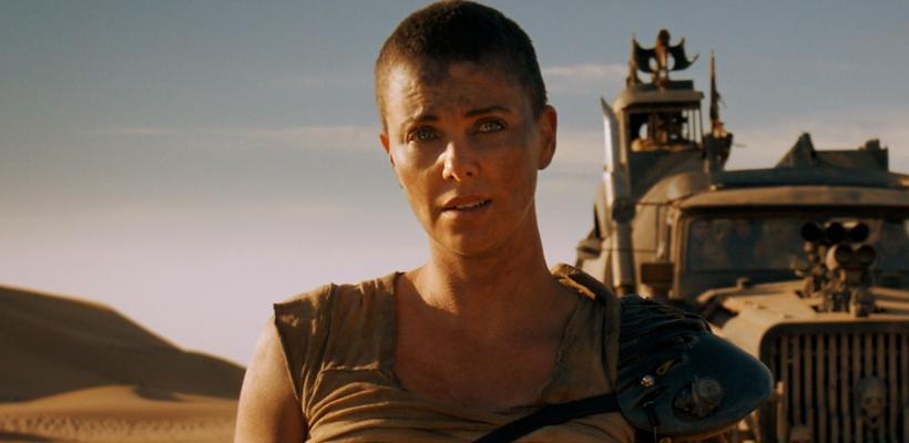 Charlize Theron admite que los problemas en Mad Max: Fury Road fueron por su desconfianza en Miller