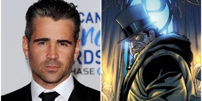 The Batman: Colin Farrell revela que El Pingüino tiene pocas escenas