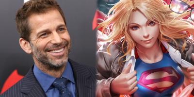 Liga de la Justicia: Zack Snyder explica sus planes para introducir a Supergirl