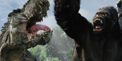 Godzilla vs Kong: así se verá a la versión adulta de Kong